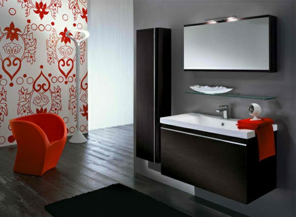 badezimmer regale aus glas badezimmerm bel mit schick ausw hlen. Black Bedroom Furniture Sets. Home Design Ideas