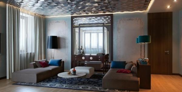 Beispiele Wohnzimmereinrichtung wohnzimmergestaltung