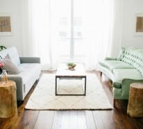 Beistelltisch aus Holzblock – rustikaler Charme in jedem Zimmer
