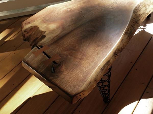 Designer Tischbeine Stabile Stutze Und Visueller Effekt