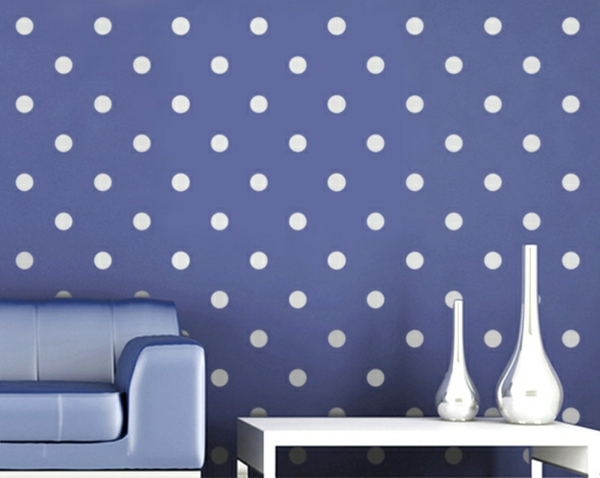 35 farbpaletten f r wandfarben coole wanddeko und muster for Wandfarben blau
