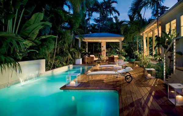Garten Ideen Pool – Vivaverde.Co