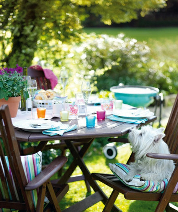 Gartendeko selber machen farbenfrohe diy gartenideen for Gartendeko rustikal