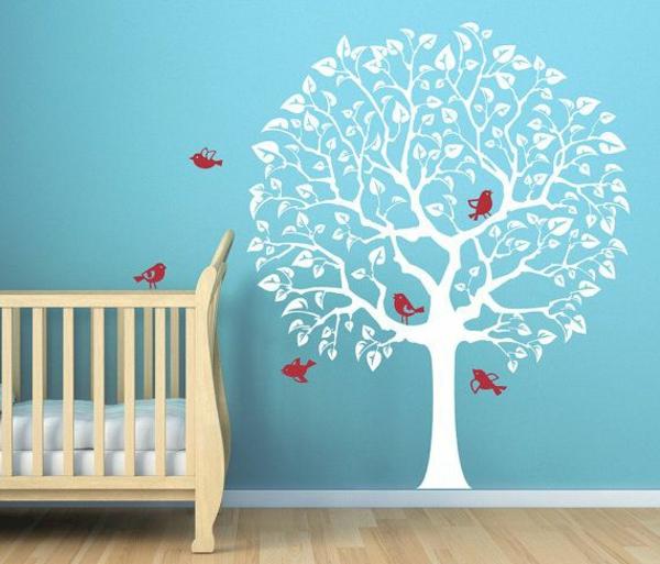 kinderzimmerw nde gestalten lustige wandsticker und. Black Bedroom Furniture Sets. Home Design Ideas