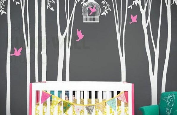 kinderzimmer gestalten stilvolle wohnideen f r ihr. Black Bedroom Furniture Sets. Home Design Ideas