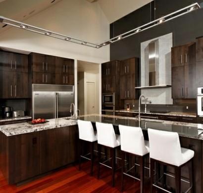 15 atemberaubende moderne k chen in der l form. Black Bedroom Furniture Sets. Home Design Ideas