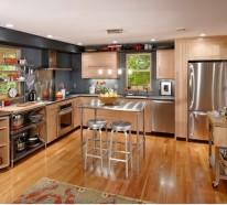 15 atemberaubende moderne Küchen in der L - Form | {Küchen l form holz 32}