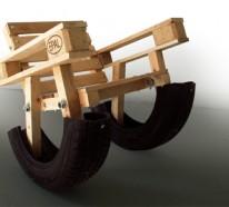 60 DIY Möbel aus Europaletten – erstaunliche Bastelideen für Sie