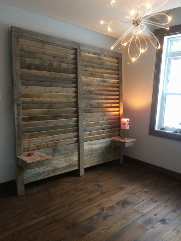 Basement Murphy Bed