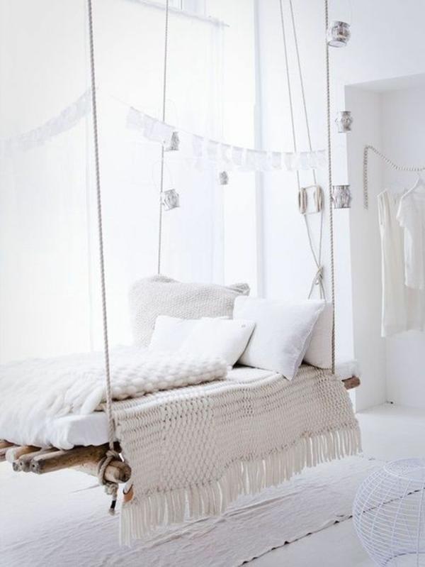 Möbel Europaletten weiß farbgestaltung