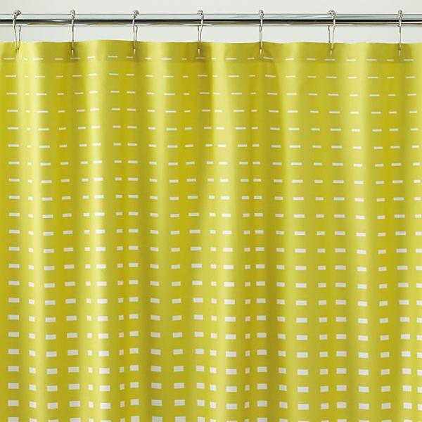 marimekko duschvorhang - frische farben und muster im bad, Hause deko