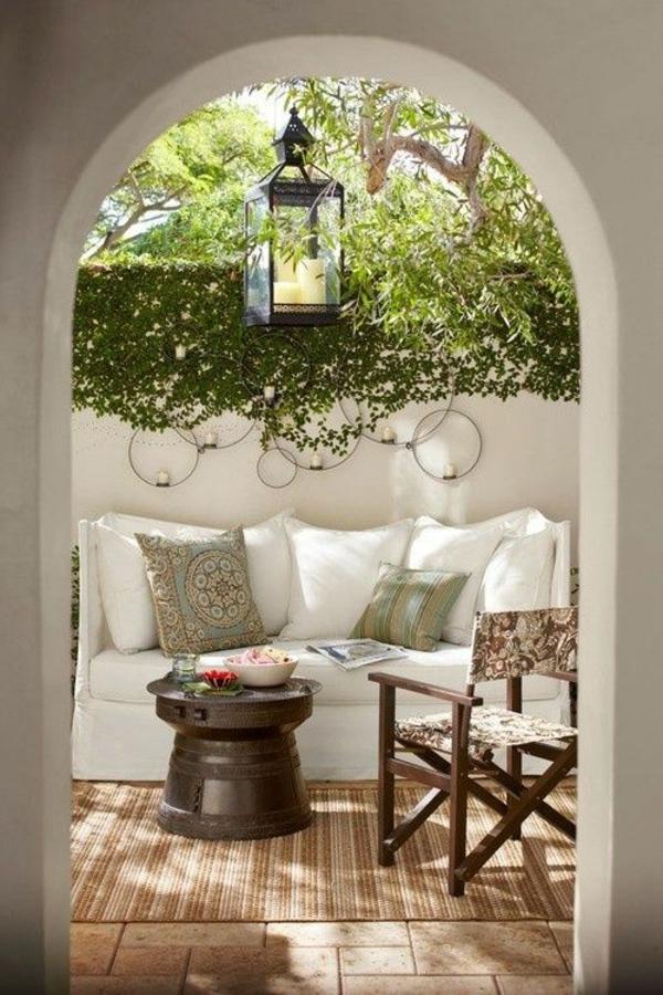 landhausstil möbel Mediterrane Einrichtungsideen natürlich