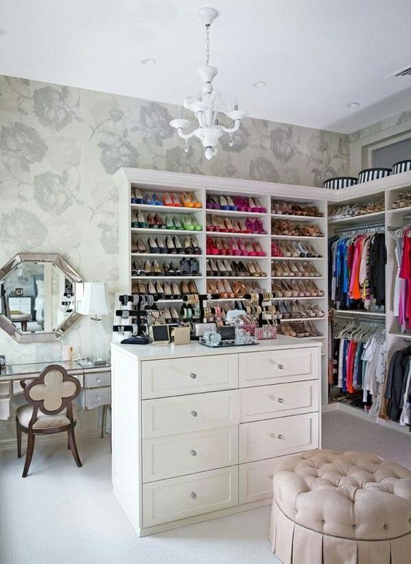 begehbarer kleiderschrank Offene Kleiderschranksysteme regale