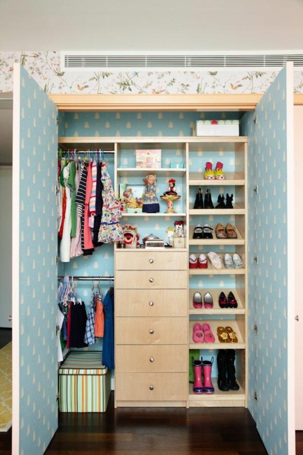 vintage Kleiderschranksysteme begehbarer kleiderschrank schubladen