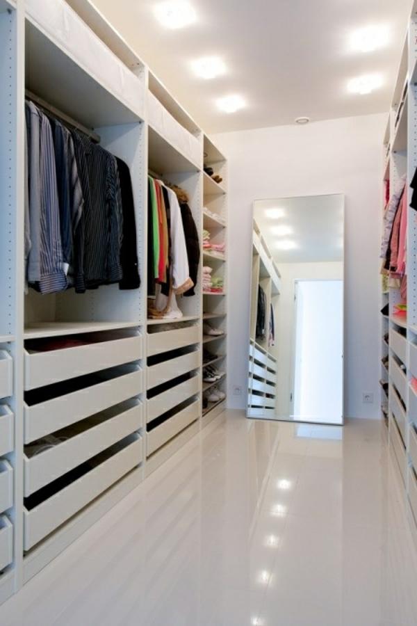 Kleiderschranksysteme begehbarer kleiderschrank simpel