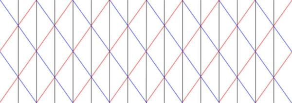 Origami Lampenschirm Anleitung schema