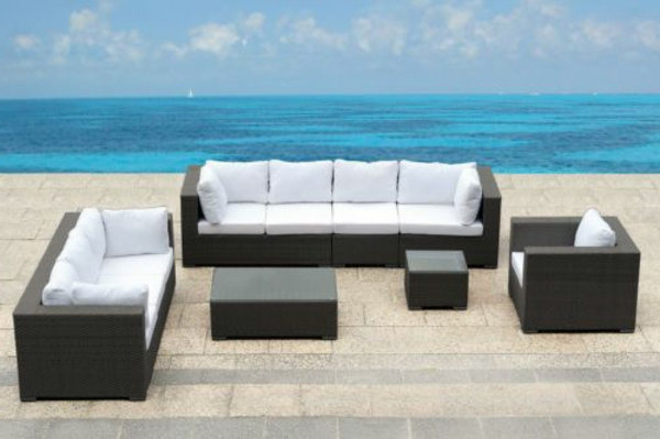 outdoor m bel aus polyrattan best ndige gartenm bel. Black Bedroom Furniture Sets. Home Design Ideas