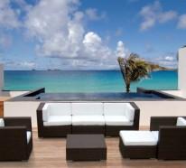 Outdoor Möbel aus Polyrattan – Trends 2014