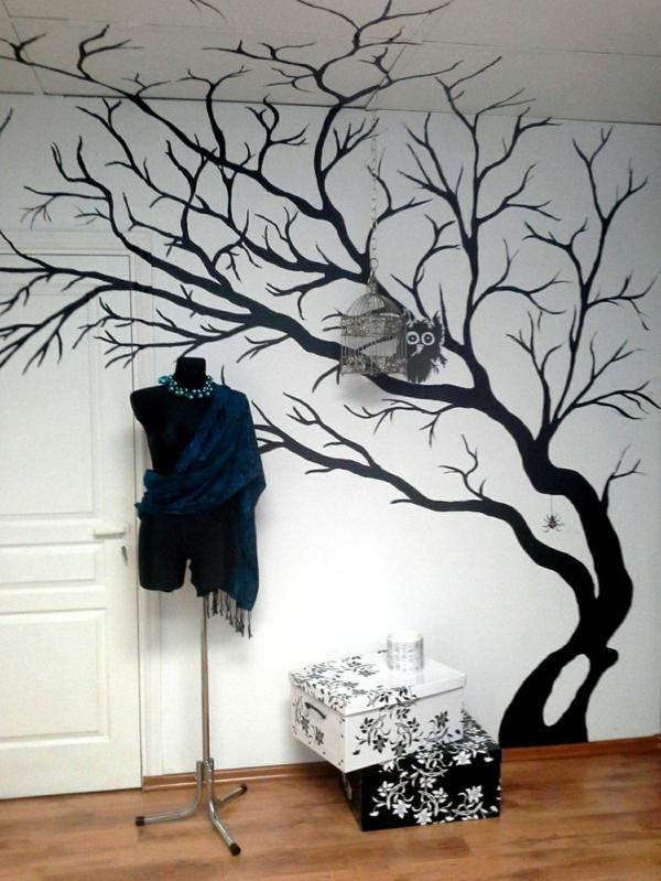 Coole Streichideen Für Wände ...