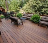 Terrassenboden aus Teakholz – moderne Lösung für jeden Außenbereich