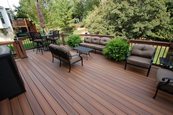 terrassenboden aus teakholz moderne l sung f r ihren au enbereich. Black Bedroom Furniture Sets. Home Design Ideas