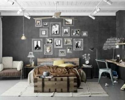 Perfekt 30 Wohnideen Für Wandfarbe In Grautönen U2013 Trendy Farbgestaltung