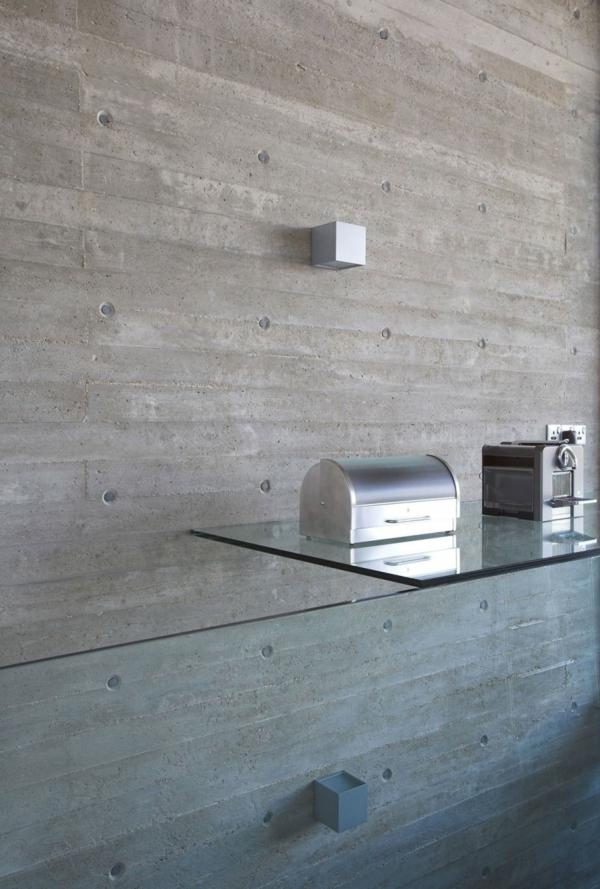 betonoptik tapete concrete by piet boon betonoptik con. Black Bedroom Furniture Sets. Home Design Ideas