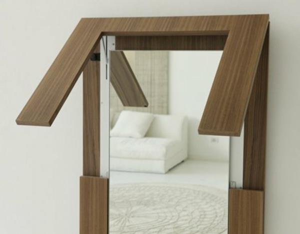 Nice Wandklapptische   Klappbare Holztische Für Kleine Räume, Wohnzimmer