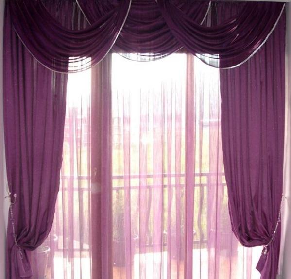 Wohnzimmer gardinen vorhänge dicht transparent