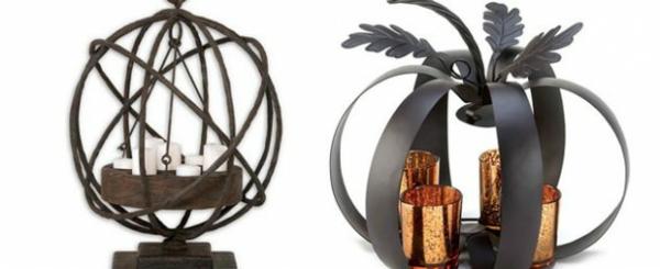15 einmalige antike kerzenst nder praktische dekoartikel for Dekoartikel metall