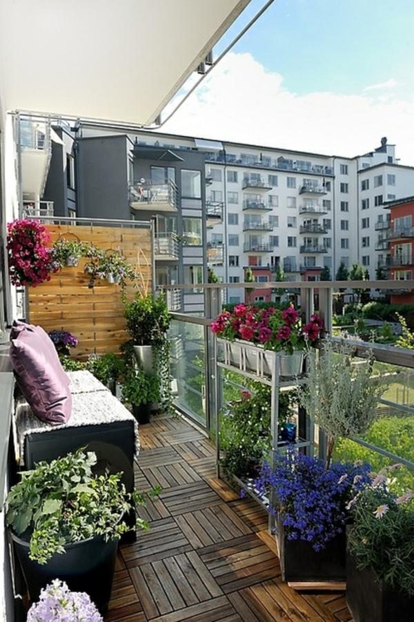 balkon seitensichtschutz verstecken sie sich mit stil. Black Bedroom Furniture Sets. Home Design Ideas