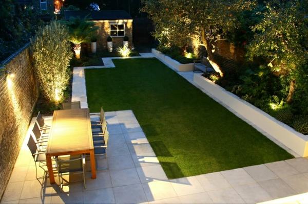 Hochwertig 103 Beispiele Für Moderne Gartengestaltung ...
