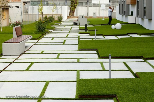 ▷ 1001+ Beispiele für moderne Gartengestaltung
