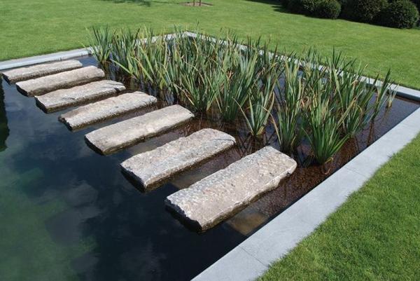 ▷ 1001+ Beispiele Für Moderne Gartengestaltung Gartenteich Modern Anlegen