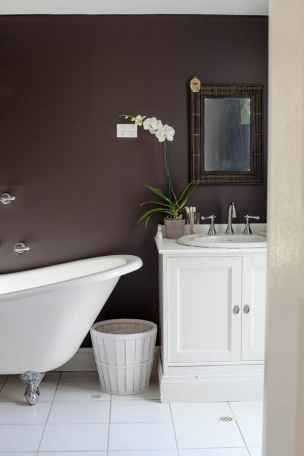 Wandfarbe Brauntöne Wärme Und Natürlichkeit