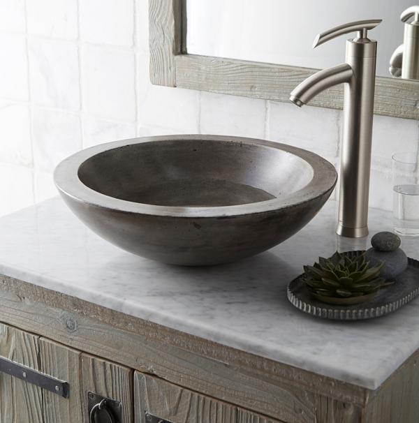 Moderne Waschbecken - per Hand gefertigt und umweltfreundlich | {Waschbecken freistehend 32}