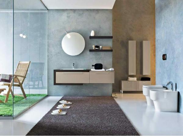 chestha | badezimmer teppich design, Badezimmer gestaltung