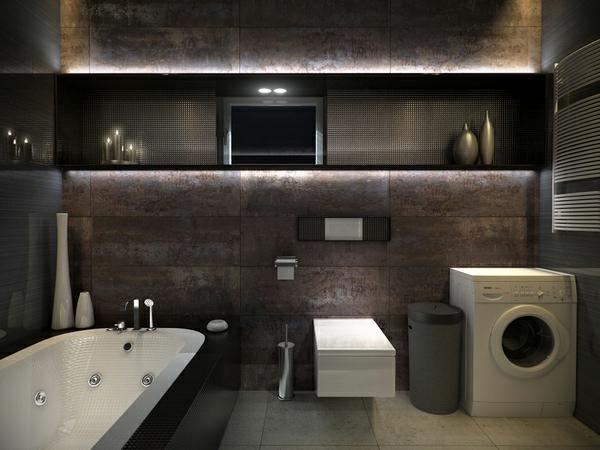 Badezimmer ideen modern  15 hinreißende und moderne Badezimmer Ideen