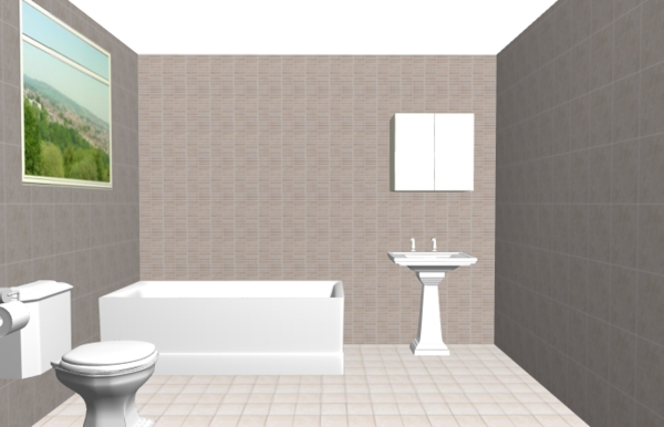 Stunning badezimmerplanung online 3d ideas house design for Badezimmer 3d planer
