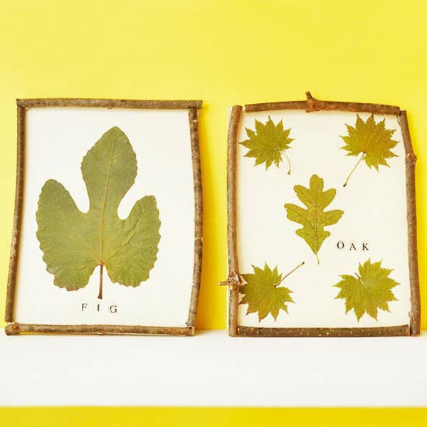 Basteln mit naturmaterialien 30 coole herbst deko ideen for Basteln herbst mit naturmaterialien