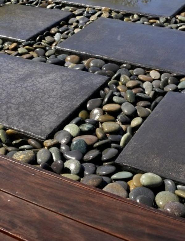 ▷ 1001+ beispiele für moderne gartengestaltung - Gartenabgrenzungen Aus Stein