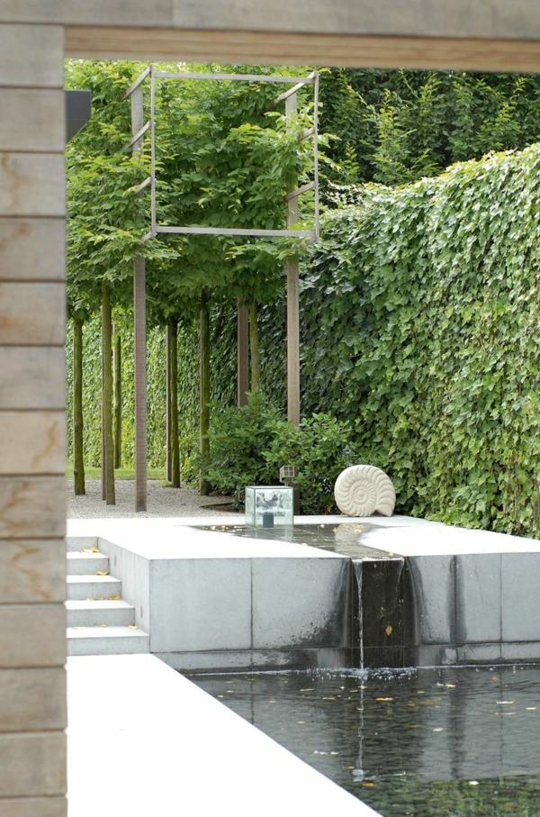 Gartengestaltung beispiele bilder  ▷ 1001+ Beispiele für moderne Gartengestaltung