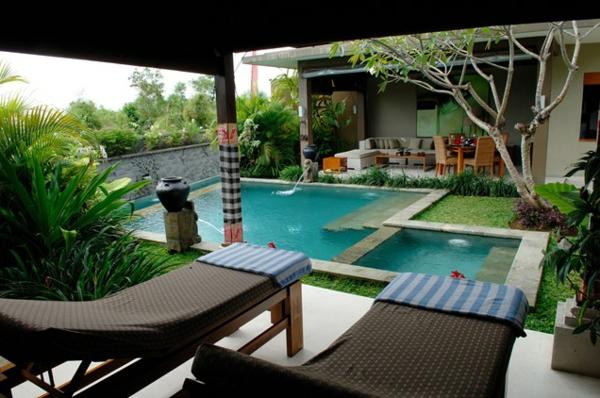 1001 ideen und erstaunliche bilder von pool im garten - Wasserfilter fur pool ...