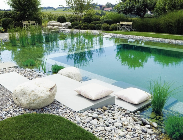101 Bilder Von Pool Im Garten ...