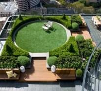 Dachterrasse Gestalten - Ihre Grüne Oase Im Außenbereich Terrasse Aus Holz Gestalten Gemutlichen Ausenbereich