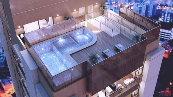 Dachterrasse Gestalten - Eine Sehenswerte Fotostrecke Von 15 Dachpools Moderne Gestaltung Der Dachterrasse