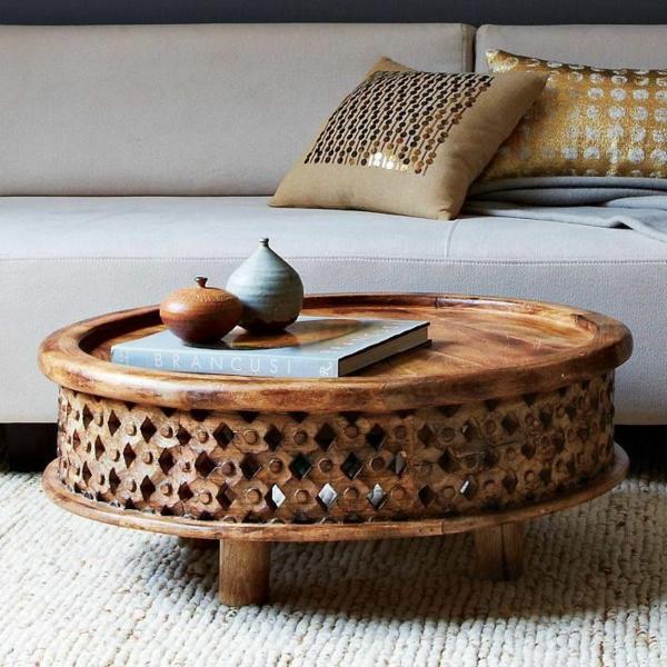 designer couchtische ulmenholz sofa
