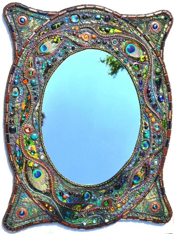 designer spiegel mosaik accessoires