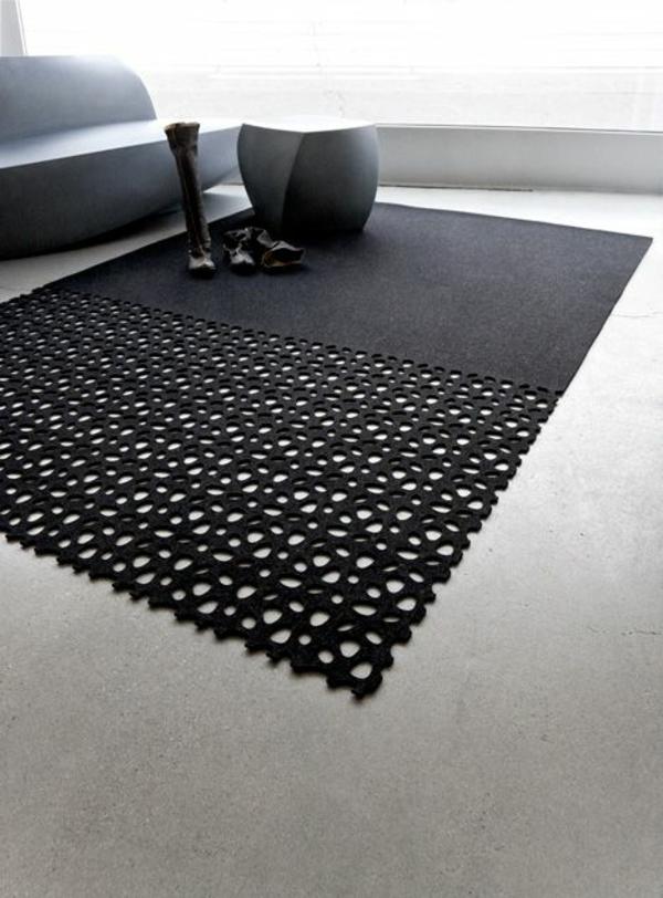 Designerteppiche  30 Designer Teppiche - moderne Traumteppiche