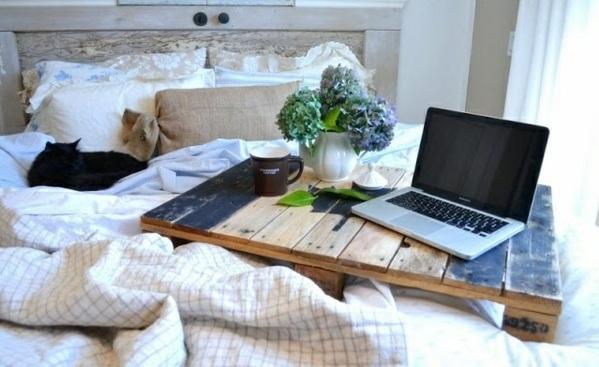 Europaletten Mobel Bauen ~ Europaletten bett bauen preisgünstige diy möbel im schlafzimmer